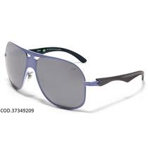 Oculos Solar Mormaii Deep Cod. 37349209 Azul Espelhado