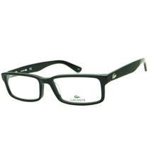 Armação Óculos De Grau Lacoste L2685 Retro Original