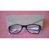 Óculos Armação Receituário Ana Hickamann Haste Gira Original