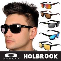 Oculos De Sol Holbrook + Lentes Polarizadas + Opção De Cores