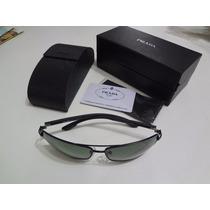 Oculos Prada Masculino Na Caixa