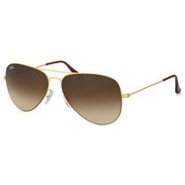 Óculos De Sol Ray Ban Aviador Rb3513 149/13 - 58mm