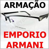Armação Emporio Armani Ea2061 De Grau Nylon Com Frete Grátis