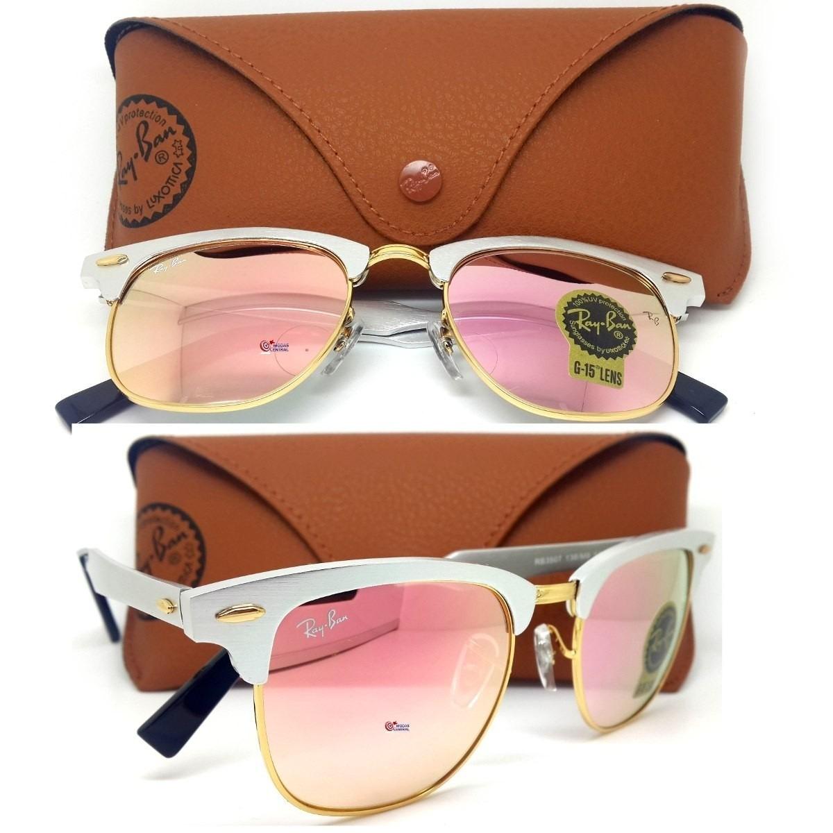 lentes ray ban clubmaster mercado livre lentes ray ban clubmaster mercado  livre ... c6e605dacb