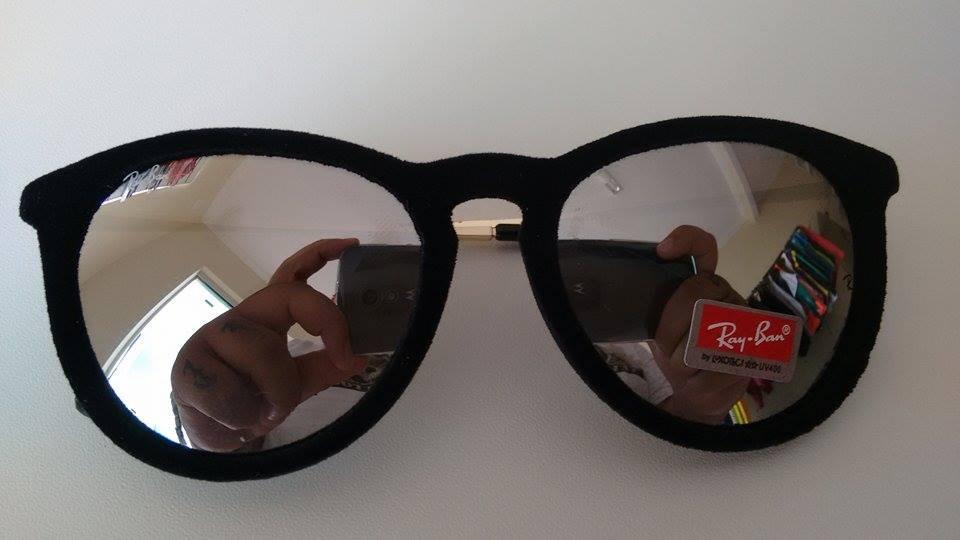 6c9a6aa4df8ba Oculos Ray Ban Erika Velvet Espelhado Replica « Heritage Malta