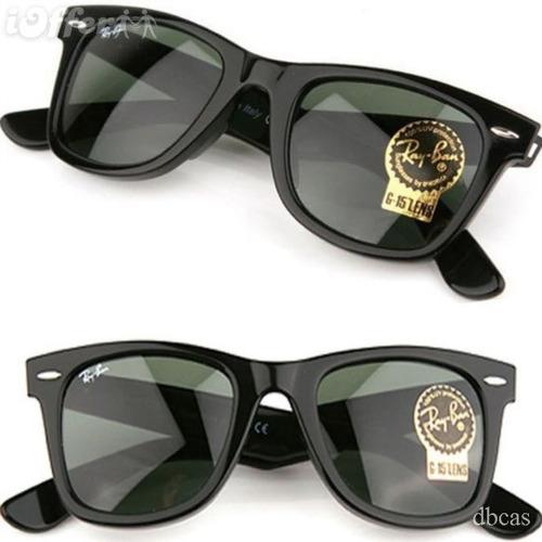 Óculos De Sol Rayban Rb2140 Wayfarer Original