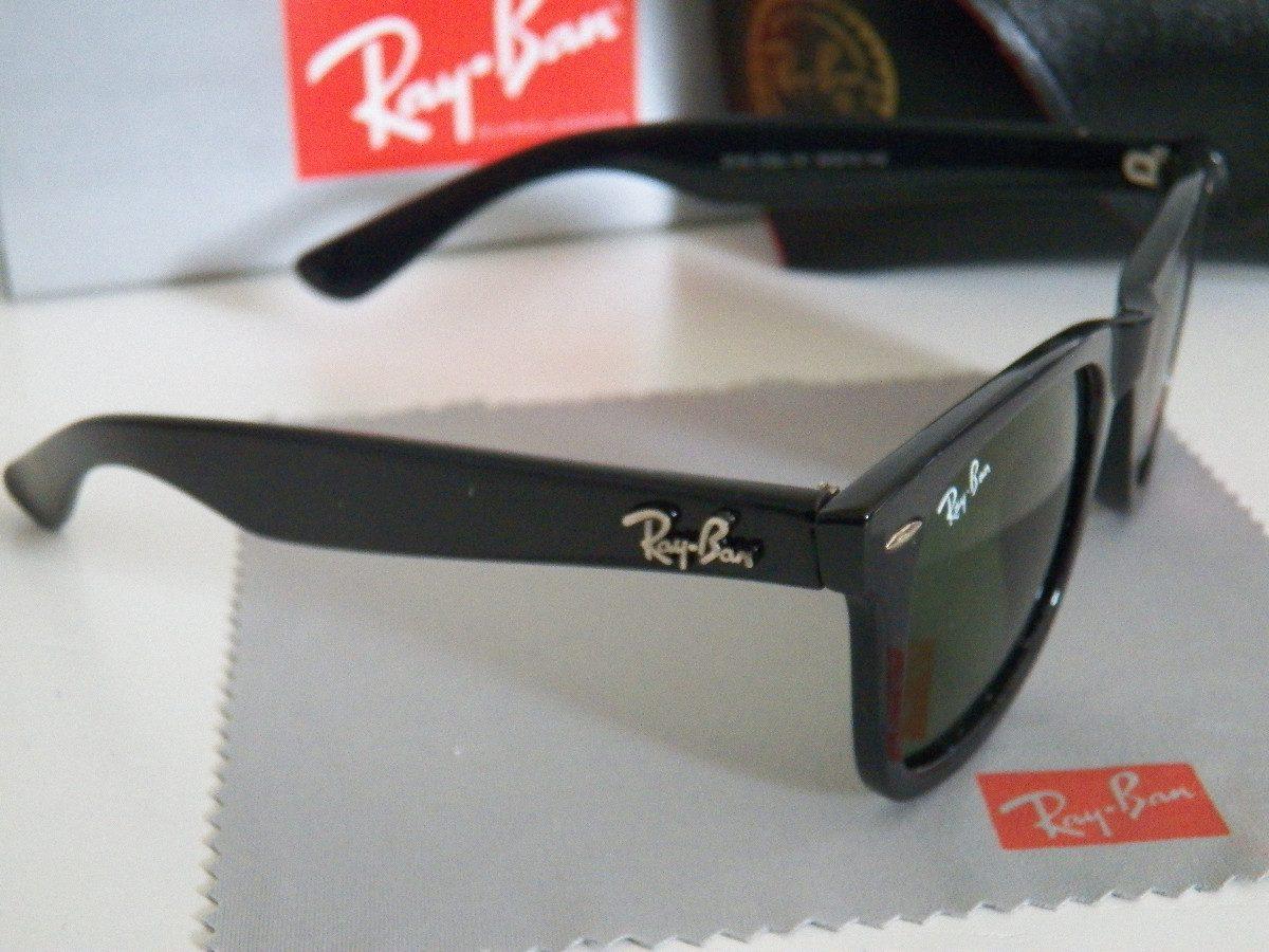 4d9f64e1b Oculos Ray Ban Wayfarer Lente Transparente Mercadolivre | www ...