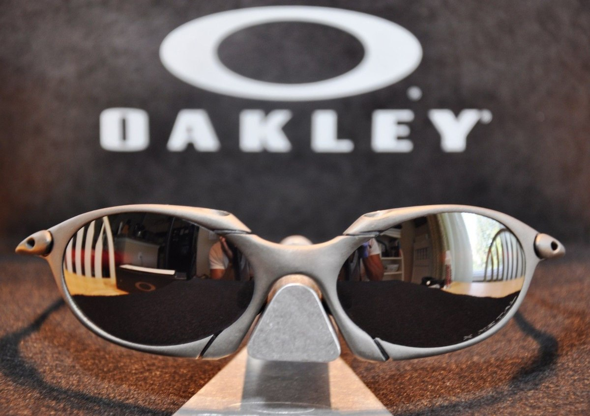 oakley romeo 1 xmetal original les bauxdeprovence