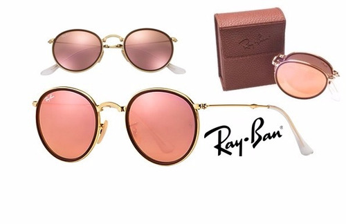 Ray Ban Round Rose