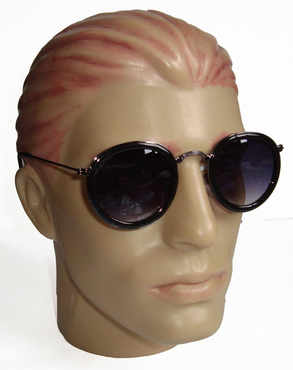 Oculos De Sol Redondo John Lennon Mercado Livre. Óculos Round 3447 Preto  Black Classico John Lennon Redondo - R  129 ... c14f7e6cfd