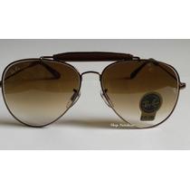 Óculos Ray Ban Modelo Aviador Promoção Pague 1 Leve 2