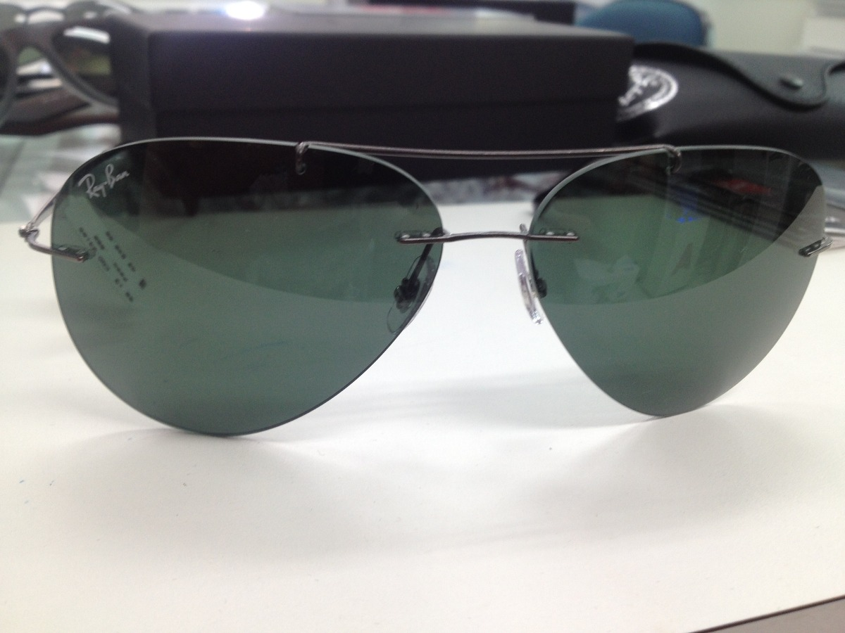 d134449a27756 Oculos Solar Ray Ban Light Ray Rb8055 004 71 Estilo .