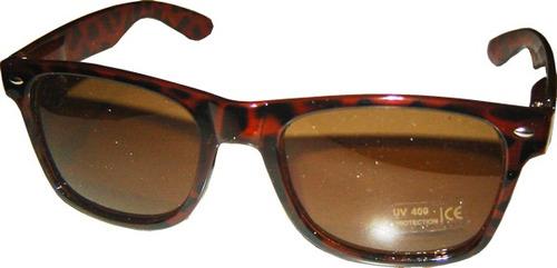 Óculos Wayfarer Escuros Tartaruga Turtle