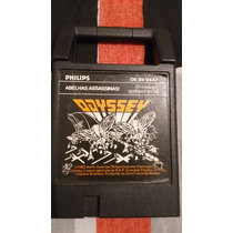 Video Game Antigo Cartucho Original Odyssey Anos 80