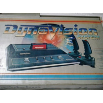 Console Dynavision - Jogos Atari - Video Game