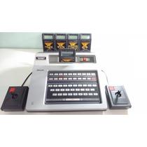 Video Game Odyssey Philips - Funcionando + 5 Jogos