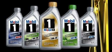 Oleo Mobil 1 5w40 Motores