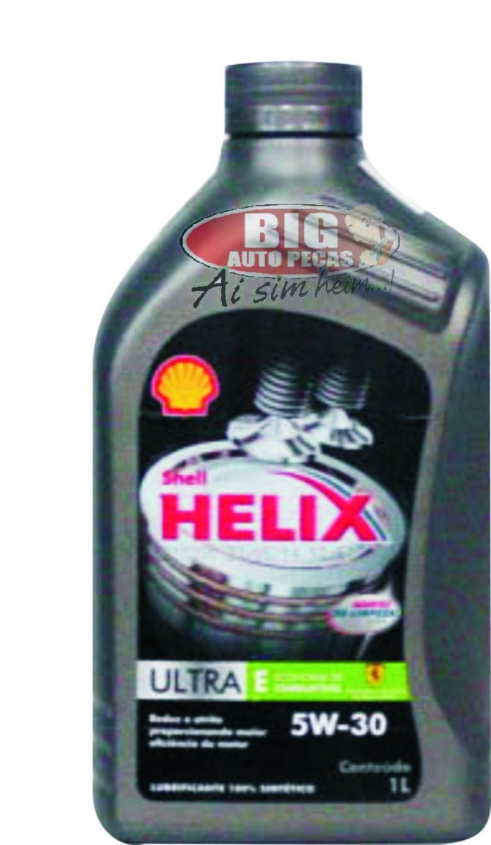 Shell Helix Ultra E 5W 30