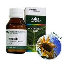 Oleo Vegetal De Girassol Hidratante - 50ml - Organico
