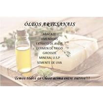 Óleo De Abacate 1lt Novo E Original Artesanato 100% Puro