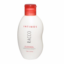 Gel De Massagem De Morango Íntimos Racco - 80ml