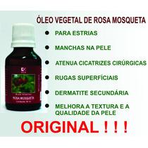 Óleo Vegetal De Rosa Mosqueta 30ml