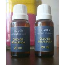 Óleo De Melaleuca 20 Ml