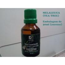 Oleo Essencial De Tea Tree Melaleuca 30ml Rhr (australiano)
