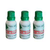 03 Anti Álcool Natural Contralcool 30ml