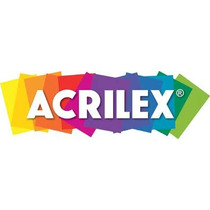 Tinta Acrilica Tela Acrilex 500ml Branco