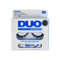 Cílios Postiços Com Cola Duo Eyelashes D13