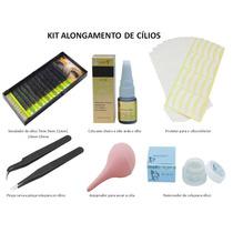 Kit Para Alongamento De Cílios Fio A Fio