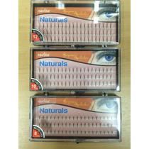 Tufos Para Alongamento De Cílios - 8mm - 10mm - 12mm.