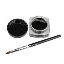 Delineador Em Gel Preto + Pincel Grátis - Luchesi Makeup
