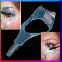 Kit Mascara Guia-aplicador De Rímel-curvex-delineador-kajal