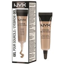 Nyx Eyebrow Gel Para Sobrancelhas Prova D