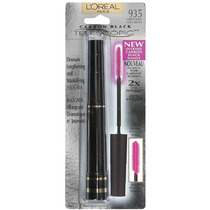Rimel Loreal Telescopic Carbon Black 935