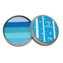 Sephora Pop Beauty Eye Cake - Paleta 5 Cores 12g