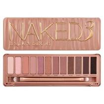 Estojo De Sombras Naked 3 Ou Naked 2 Palette, Tempo Limitad
