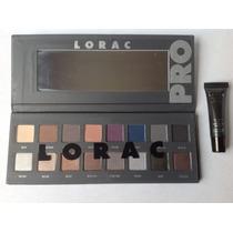Paleta Lorac Pro 2 + Primer Behind The Scenes Pronta Entrega