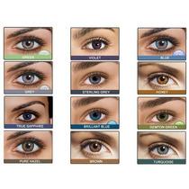 Lentes De Contato Freshlook Colorblends 12 Cores Rep. Anual