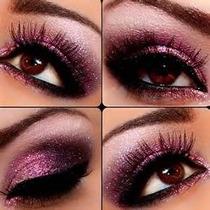 Sombra Glitter Dailus Kit Com 07 Cores Á Escolher!!!