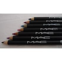 Lápis De Olho Mac Colorido+lápis De Olho Retratil Mac Preto