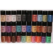 Batom Pigmento Glitter Nyx - Variedade Disponível Em Estoque