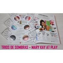 Trio De Sombras Efeito Brilho Mary Kay