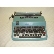 Maquina De Escrever Olivetti Lettera 32