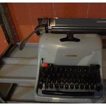 Máquina De Escrever Lexikon 80 ( Peça Rara)