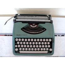 Maquina Escrever Olivetti Lettera 82
