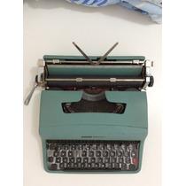 Maquina De Datilografia Olivetti Lettera 32