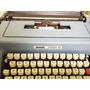 Máquina De Escrever Olivetti Studio 46 Td.original F.grátis